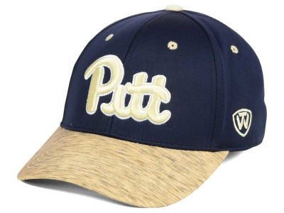 Pittsburgh Panthers Top of the World NCAA Fable Stretch Cap