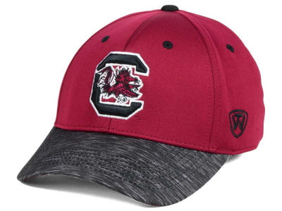 South Carolina Gamecocks Top of the World NCAA Fable Stretch Cap