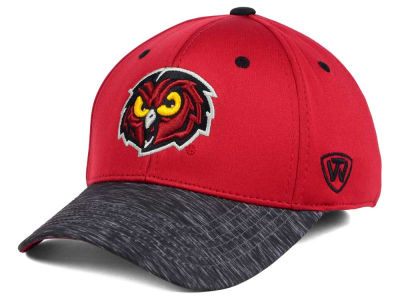 Temple Owls Top of the World NCAA Fable Stretch Cap