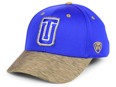 Tulsa Golden Hurricane Top of the World NCAA Fable Stretch Cap