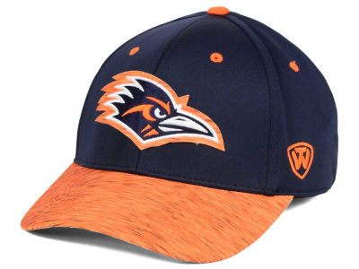 University of Texas San Antonio Roadrunners Top of the World NCAA Fable Stretch Cap