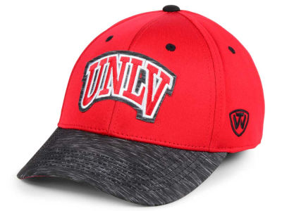 UNLV Runnin Rebels Top of the World NCAA Fable Stretch Cap