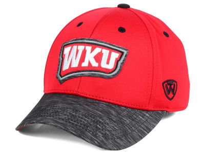 Western Kentucky Hilltoppers Top of the World NCAA Fable Stretch Cap