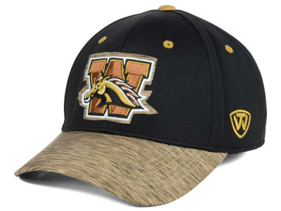 Western Michigan Broncos Top of the World NCAA Fable Stretch Cap