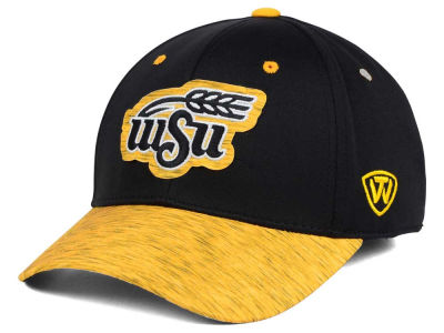 Wichita State Shockers Top of the World NCAA Fable Stretch Cap