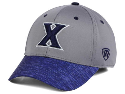 Xavier Musketeers Top of the World NCAA Fable Stretch Cap