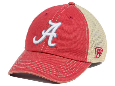 Alabama Crimson Tide Top of the World NCAA Youth Wickler Mesh Cap