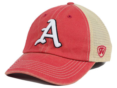 Arkansas Razorbacks Top of the World NCAA Youth Wickler Mesh Cap