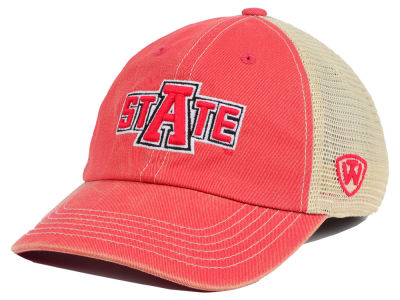 Arkansas State Red Wolves Top of the World NCAA Youth Wickler Mesh Cap