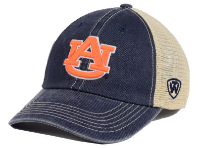 Auburn Tigers Top of the World NCAA Youth Wickler Mesh Cap