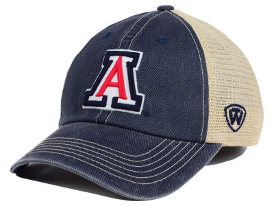 Arizona Wildcats Top of the World NCAA Youth Wickler Mesh Cap