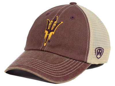 Arizona State Sun Devils Top of the World NCAA Youth Wickler Mesh Cap