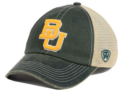 Baylor Bears Top of the World NCAA Youth Wickler Mesh Cap