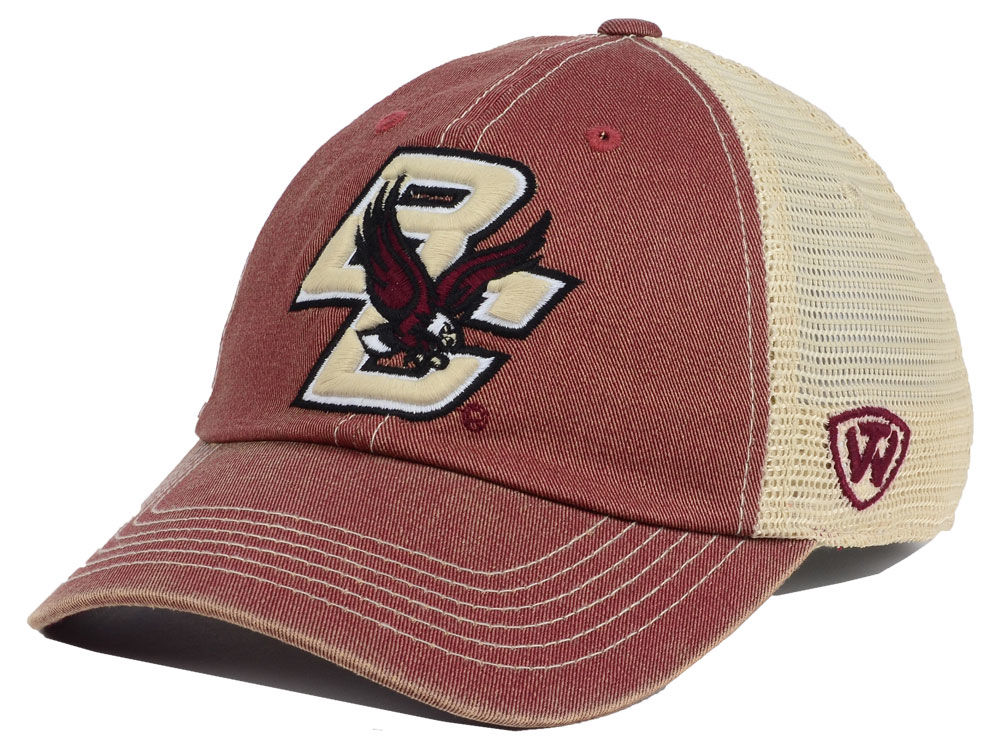 low priced 7fefa 39dc2 cheap boston college eagles top of the world ncaa youth wickler mesh cap  b5884 cd959