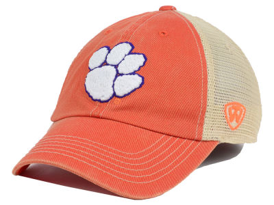 Clemson Tigers Top of the World NCAA Youth Wickler Mesh Cap