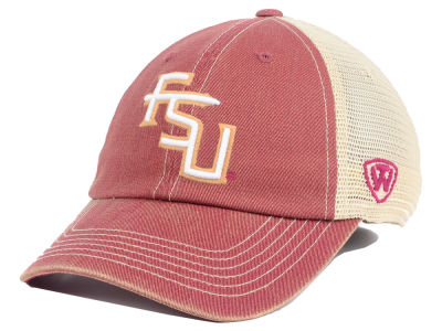 Florida State Seminoles Top of the World NCAA Youth Wickler Mesh Cap