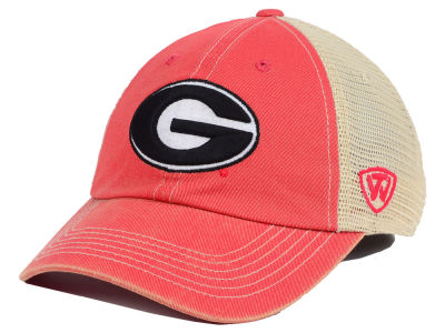 Georgia Bulldogs Top of the World NCAA Youth Wickler Mesh Cap