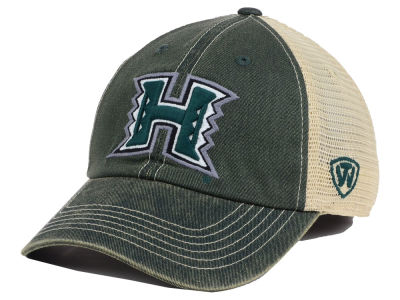 Hawaii Warriors Top of the World NCAA Youth Wickler Mesh Cap