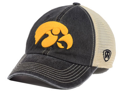 Iowa Hawkeyes Top of the World NCAA Youth Wickler Mesh Cap