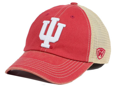 Indiana Hoosiers Top of the World NCAA Youth Wickler Mesh Cap