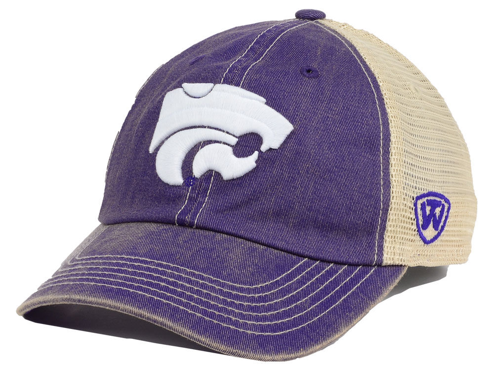 on sale f29c3 11568 ... sweden kansas state wildcats top of the world ncaa youth wickler mesh  cap lids ac131 aa991