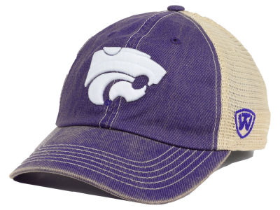 Kansas State Wildcats Top of the World NCAA Youth Wickler Mesh Cap