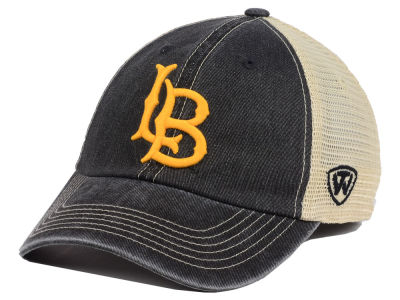 new product 46e67 1e379 Long Beach State 49ers Top of the World NCAA Youth Wickler Mesh Cap