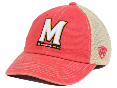 Maryland Terrapins Top of the World NCAA Youth Wickler Mesh Cap