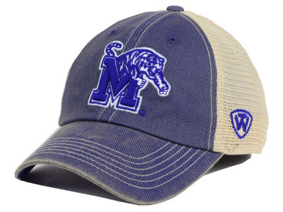 Memphis Tigers Top of the World NCAA Youth Wickler Mesh Cap