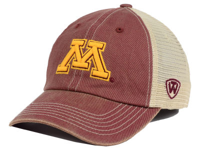 Minnesota Golden Gophers Top of the World NCAA Youth Wickler Mesh Cap