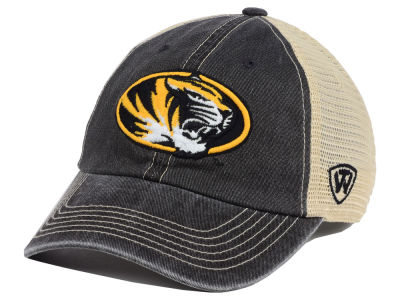 Missouri Tigers Top of the World NCAA Youth Wickler Mesh Cap