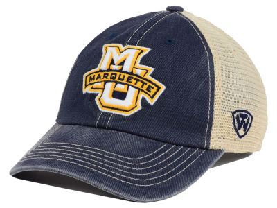 Marquette Golden Eagles Top of the World NCAA Youth Wickler Mesh Cap