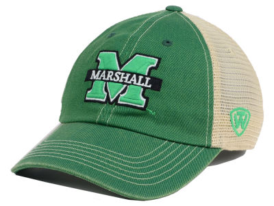 Marshall Thundering Herd Top of the World NCAA Youth Wickler Mesh Cap