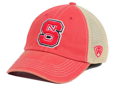 North Carolina State Wolfpack Top of the World NCAA Youth Wickler Mesh Cap