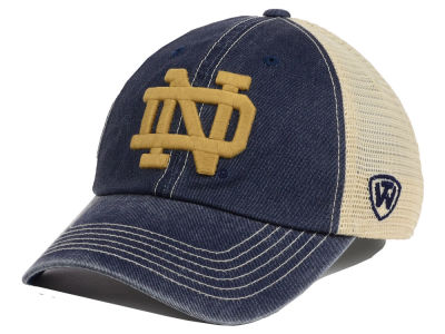 Notre Dame Fighting Irish Top of the World NCAA Youth Wickler Mesh Cap