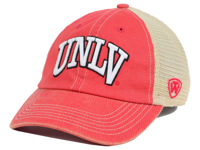 UNLV Runnin Rebels Top of the World NCAA Youth Wickler Mesh Cap