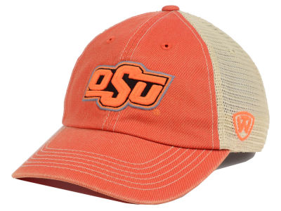 Oklahoma State Cowboys Top of the World NCAA Youth Wickler Mesh Cap
