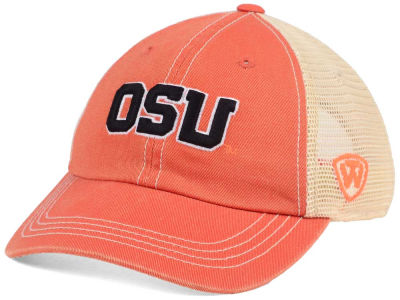 Oregon State Beavers Top of the World NCAA Youth Wickler Mesh Cap