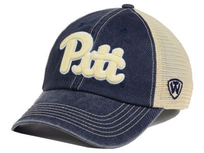 Pittsburgh Panthers Top of the World NCAA Youth Wickler Mesh Cap