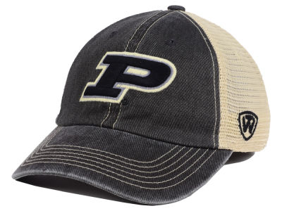 Purdue Boilermakers Top of the World NCAA Youth Wickler Mesh Cap