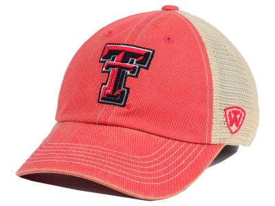 Texas Tech Red Raiders Top of the World NCAA Youth Wickler Mesh Cap