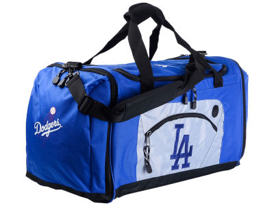 Los Angeles Dodgers Roadblock Duffel