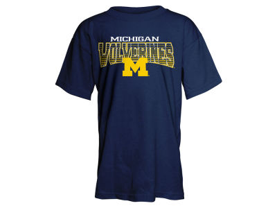 Michigan Wolverines NCAA Youth Bridge T-Shirt