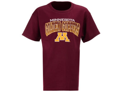Minnesota Golden Gophers NCAA Youth Bridge T-Shirt