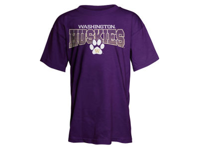 Washington Huskies J America NCAA Youth Bridge T-Shirt