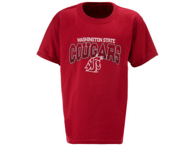 Washington State Cougars J America NCAA Youth Bridge T-Shirt