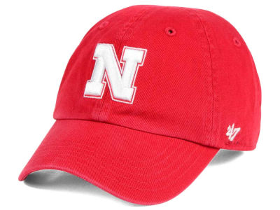 Nebraska Cornhuskers Toddler '47 Toddler Clean-up Cap