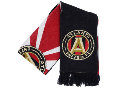 Atlanta United FC Jacquard Wordmark Scarf