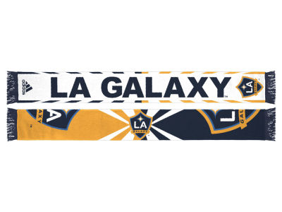 LA Galaxy Jacquard Wordmark Scarf