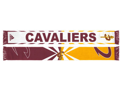 Cleveland Cavaliers Jacquard Wordmark Scarf